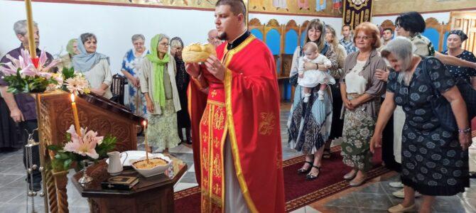 Празник кнегиње Oлге у храму Покрова Пресвете Богородице у Петроварадину