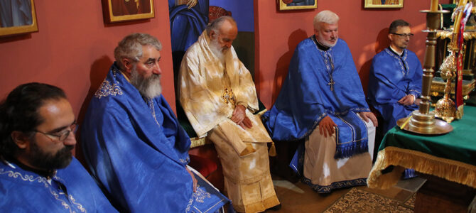 Петровдан у Топчидерском храму