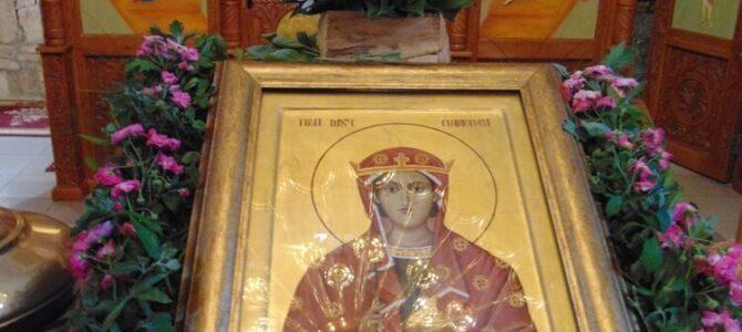 Преподобномученица Параскева Римљанка прослављена у манастиру Петковици