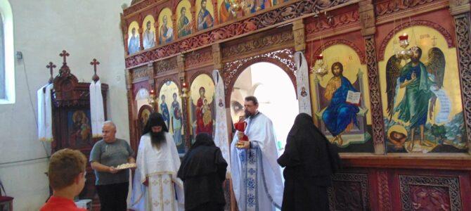 Свети великомученик Пантелејмон прослављен у Раковцу