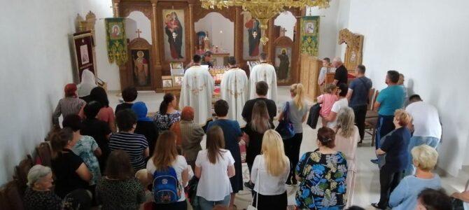 Празник Свете преподобномученице Параскеве у Огару