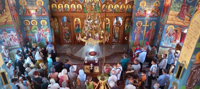 Прослављена храмовна слава на Мишелуку
