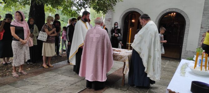 Прослављена слава капеле Свете Петке на Водици у Вогњу