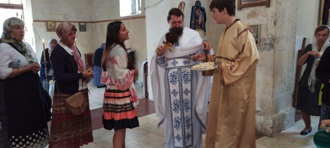 Свети мученици Макавеји литургијски прослављени у манастиру Раковац