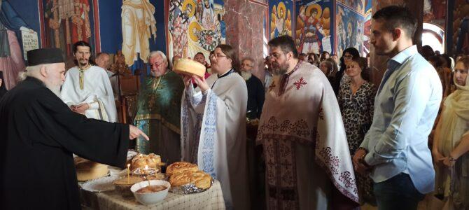 Празник Успења Пресвете Богородице прослављен у манастиру Велика Ремета