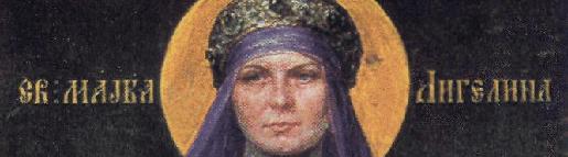 Преподобна мајка Ангелина, деспотица српска