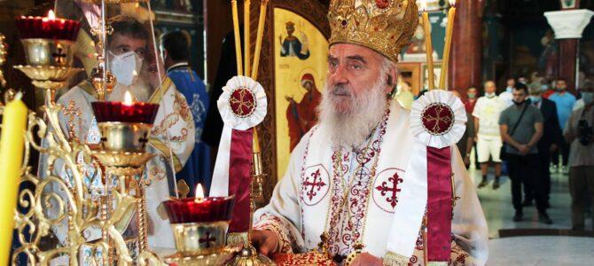 Патријарх српски г. Иринеј богослужио у цркви Свете Петке на Чукарици