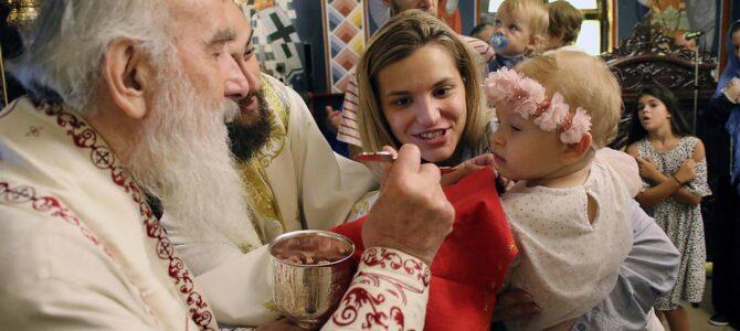 Патријарх српски Иринеј богослужио у манастиру Ваведење