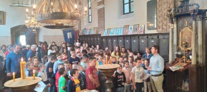 Прослава храмовне славе у Моровићу