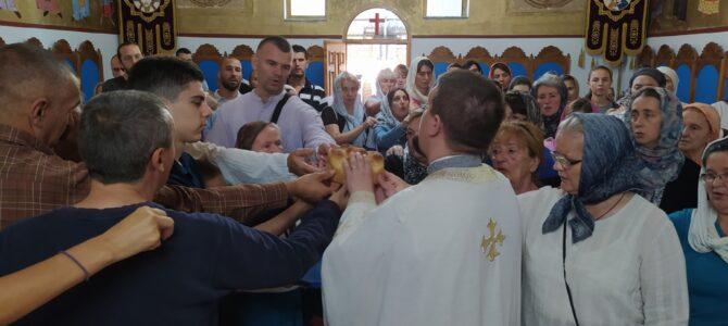 Свети новомученици јасеновачки молитвено прослављени у Петроварадину