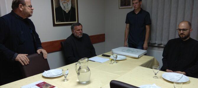 Састанак вероучитеља aрхијерејског намесништва старопазовачког