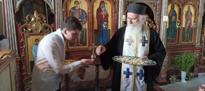 Празник Усековања главе Светог Јована Крститеља у манастиру Велика Ремета