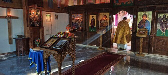 Свети Александар Невски литургијски прослављен у Петроварадину