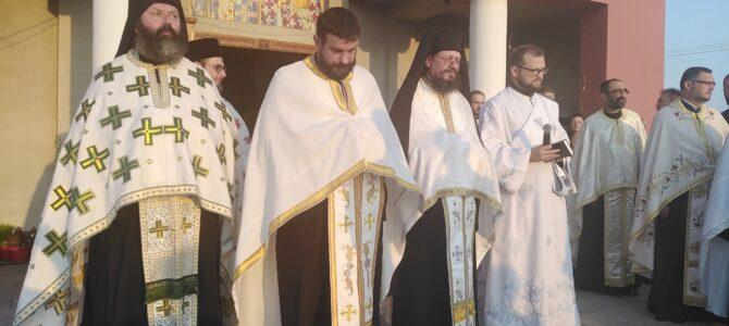Навечерје празника у Храму сабора српских светитеља у Руми