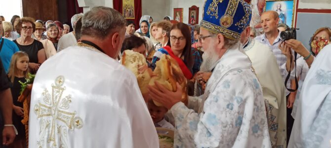 Храм сабора српских светитеља у Руми прославио храмовну славу