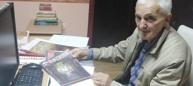 ИМАМО ГОСТА: Стеван Кораћ – историограф и песник