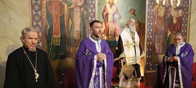 Његова Светост Патријарх српски г. Иринеј богослужио у Саборном храму