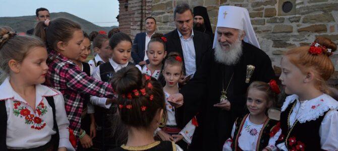 Патријарх српски г. Иринеј: Обнова храма у Куршумлији је знак да се српски народ враћа себи и својим коренима