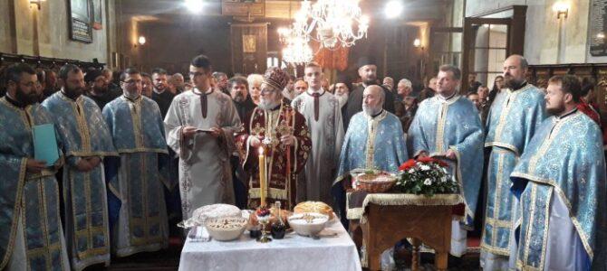 Прослављена слава Архијерејског намесништва шидског