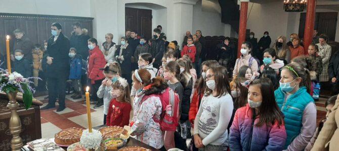 Храмовна слава у Вашици