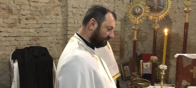 Пастирско писмо архијерејског намесника румског уочи празника Ваведења Пресвете Богородице