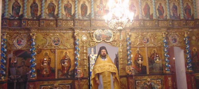 Свети Николај мирликијски Чудотворац прослављен у манастиру Ваведења Пресвете Богородице