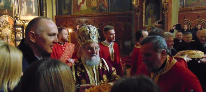 Слава Саборне цркве у Сремским Карловцима