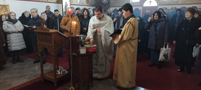 Крстовдан литургијски прослављен у Петроварадину