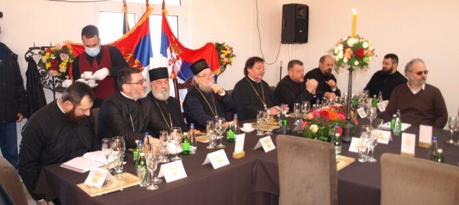 Одржан састанак о увођењу електронског пословања у Епархији сремској