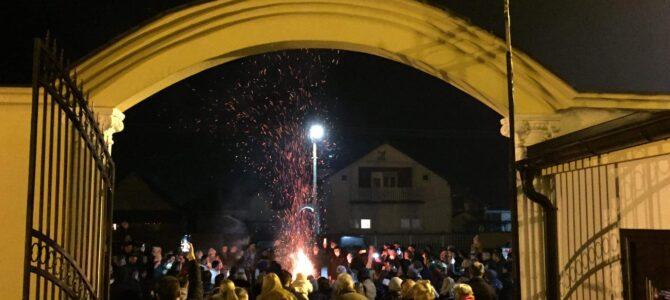 Бадње вече у храму Сирмијских мученика у Сремској Митровици