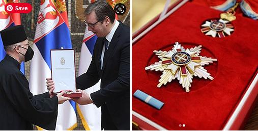 Православни богословски факултет Универзитета у Београду одликован Сретењским орденом првог степена