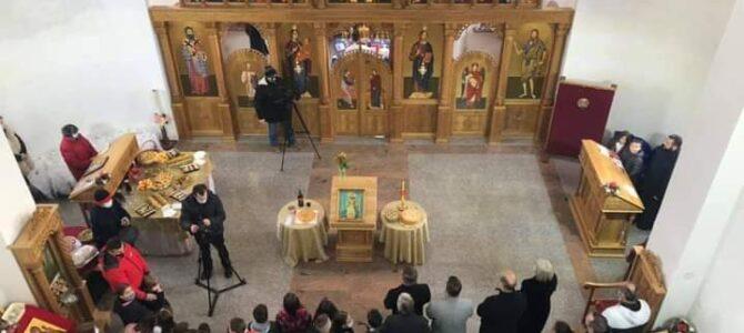 Осврт на прославу Светог Саве у храму Сирмијских Мученика у Сремској Митровици