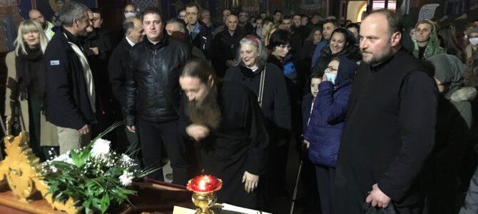 Духовно вече у Јакову – Јеромонах Јелисеј из манастира Нимник