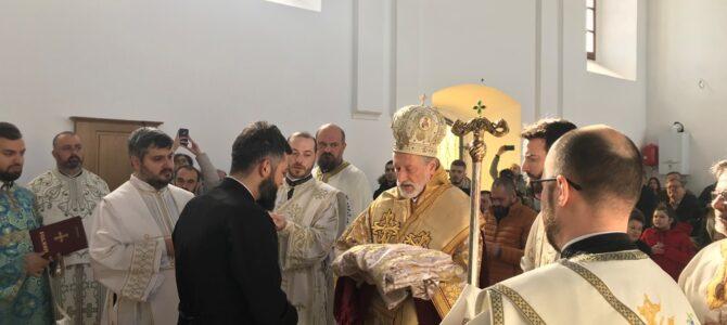 Света Архијерејска Литургија и Рукоположење у Бољевцима