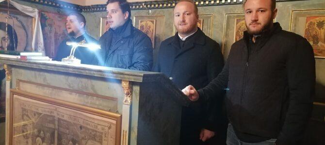 Бденије у част Св. Ђорђа Кратовца у манастиру Мала Ремета