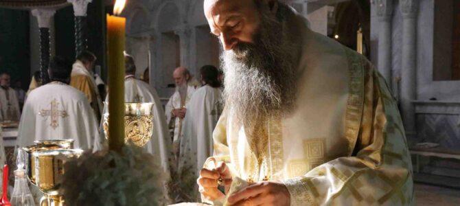 Православни и васцели хришћански свет и људи добре воље честитају избор Патријарху Порфирију