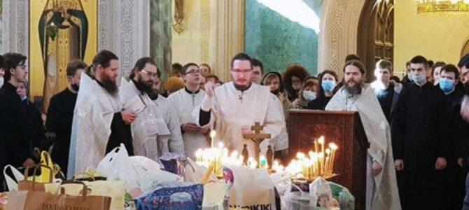 У московском Сретењском манастиру одржан је помен за покој душе владике Атанасија