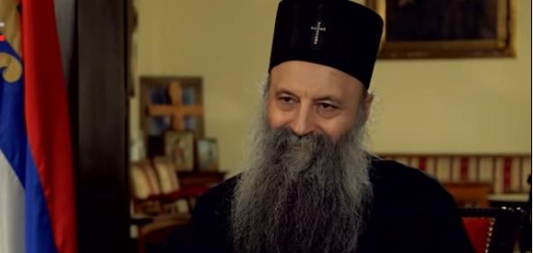 Интервју Патријарха српског Порфирија за Хрватску радио-телевизију