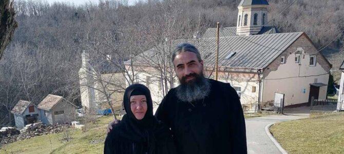 Посета Његовог Преосвештенства Епископа диоклијског г. Методија манастиру Мала Ремета
