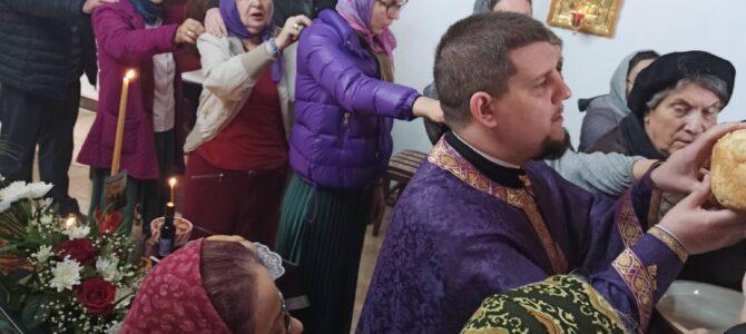 У Петроварадину литургијски прослављени Хозевитски мученици