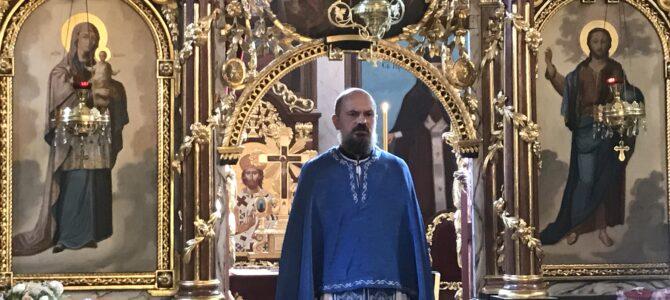 Недеља раслабљеног у цркви Свете Петке у Сурчину