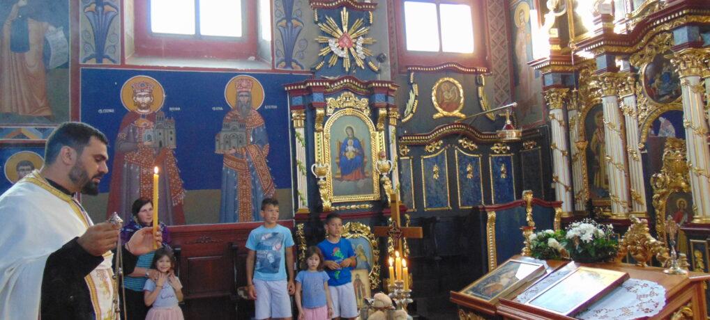 Након празничног бденија одржано предавање уочи Спасовдана у Јакову
