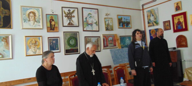 Недеља Светих отаца Првог васељенског сабора литургијски прослављена у Сурчину