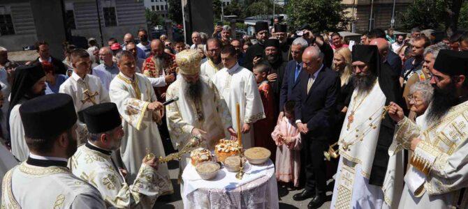 Патријарх на Спасовдан богослужио у Вазнесењској цркви