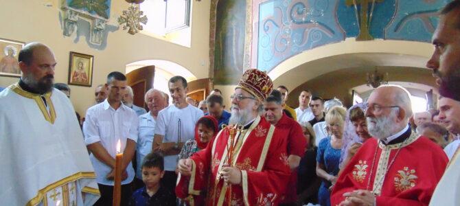 Заветна слава Бечмена Света великомученица Марина – Огњена Марија