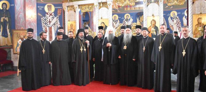 Прослава Светог Саве Горњокарловачког, патрона Епархије горњокарловачке