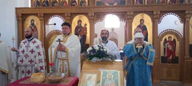 Осврт на прославу храмовне славе Светих Сирмијских мученика у Малој Босни