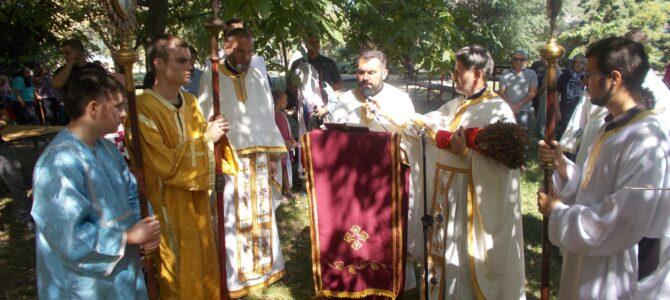 Прослављена слава храма Светог првомученика и архиђакона Стефана у Сремској Митровици