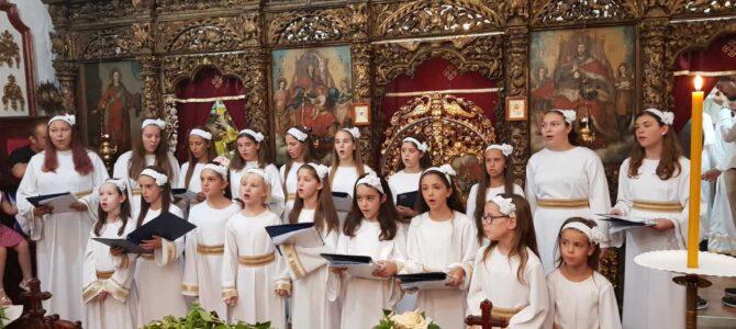 Прослављена храмовна слава у Сремској Митровици