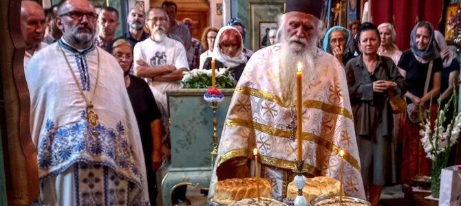 Свети пророк Илија прослављен у манастиру Мала Ремета